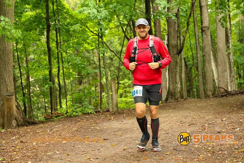 5 Peaks Kortright Centre Half-Marathon 2015